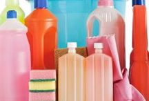 Cleaning Solutions / General house hold solutions to cleaning the whole house! / by Home Maid Inc
