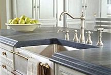 Kitchen: Clean & Organize / The best ideas on organizing your kitchen and keeping everything in your kitchen clean! / by Home Maid Inc