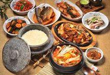 Korean Food & Recipe / by AllThat Korea