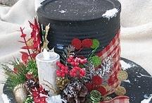 Holiday Pazzazz / Everything holidayish :)  / by Deborah Walker
