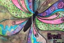 Art Journal / by Lorrie Matthews