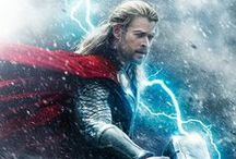 Thor: The Dark World  / The God of Thunder returns to Regal Cinemas everywhere November 8th!  / by Regal Cinemas