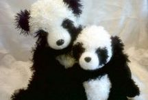 Cuddly Toys / Squidgy fluffy cuddly toys. / by Lucy Pops