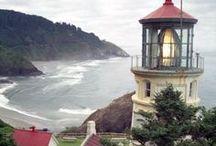 Lighthouses / by Deborah Lynn Kunesh