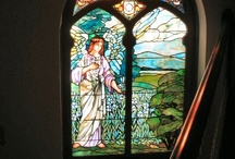 Stained Glass Windows / wonderful stained glass windows. / by Cynthia Barnes