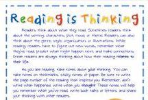 3rd Grade Reading / Reading Ideas for 3rd Grade / by Karen Vis
