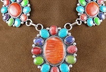 Turquoise Jewelry Turquoise Belts Turquoise Purses / by Amy Carr
