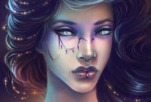 Character Art / by Belle Dèstror