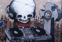 """Street Art / One word describes Street Art """"ASTOUNDING"""". / by Richard Michaelson"""