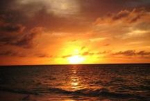 Carimar Beach Club Sunsets / View the spectacular sunsets caught at Carimar Beach Club in Anguilla / by Carimar Beach Club