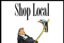 Buy Local! / by RelyOnRenton