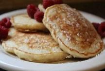 """~Breakfast~ / """"All happiness depends on a leisurely breakfast."""" John Gunther   / by Elizabeth Loper"""