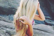 Hair & ᘻakeup / by sarah ♡