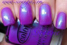 ~Fancy Fingertips~ / Lovely girlishness!  / by Elizabeth Loper