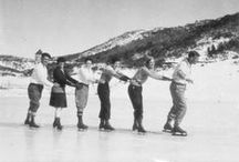 Snow Sports / Our tribute to the Winter Olympics! Historic images of snow sports in New South Wales, from the collections of the State Library of New South Wales. / by State Library of NSW
