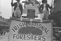 St Patrick's Day / How Australians of Irish descent have celebrated St Patrick's Day. From the collections of the State Library of New South Wales. / by State Library of NSW