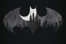 The Bat-Wall / by Ben Salazar
