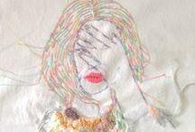 embroidery / by BUNYAVEE