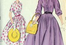 1950s Fashion / by Charlie Pumpkin
