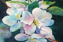 flowers/painting / by Maggie James