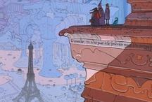 Sci-fi / Fantasy / Sci-fi and fantasy illustration / by Xavier Duprez