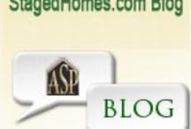 Stagedhomes.com Blog / Visit our Home Staging Blog. www.stagedhomes.com/blog / by Barb Schwarz, Stagedhomes.com, IAHSP