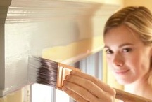 Painting Ideas / Make Painting a whole lot easier, follow these great tips for you to do when Painting anywhere, painting, painting, painting / by Barb Schwarz, Stagedhomes.com, IAHSP