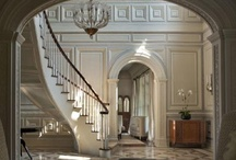 Entryways, Hallways & Stairways / by Sherri Wilshe
