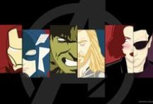 Marvel / by Talicia Hinkle