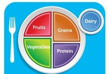 Healthy Eating & Nutrition / You know that it is better for you and your family to eat healthy, nutrient dense foods. But, sometimes it's hard to know what that means. You don't have to become a vegetarian to eat a healthy diet, although you may need to put some thought into your meals to make sure you are getting the best variety. / by Fort HealthCare