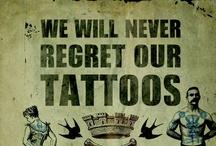 Tattoos / by Katie Binesh