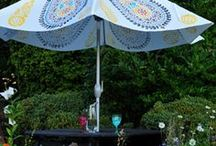 Outdoor Living / by The Stencil Library