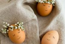 Easter / by Katelyn - learningcreatingliving.com
