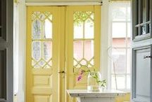 Doors / by Katelyn - learningcreatingliving.com