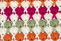 Crochet stitches / by Marthelene