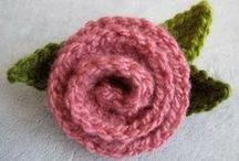 créations tricot-crochet vus sur le net / by Angelina Alary