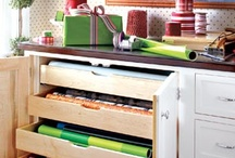 WRAP/HOBBY/UTILITY ROOM / by Roxanne Given