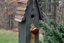 Bird Houses / by allyson turner