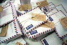 Mail Art / by Melissa Fetalvero