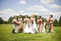 Here Comes the Bride  - Country Weddings / by Harpole's Heartland Lodge