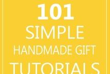 DIY ~  Gift Ideas / by Diane Church