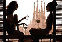 :::Fashion Illustrations Love::: / by Elise Boshae