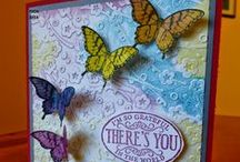 Stamping/Scrapping / Cards and scrapbooking tips and tutorials / by Amy