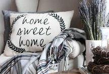 Home sweet home / by Natasha Akerman