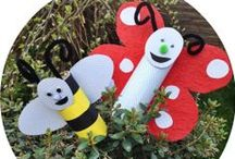Preschool Activities  / Brilliant activities to do with your preschool child - art, crafts, science and outdoor fun. / by Daisies & Pie