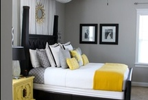 Bedroom / a place to retreat, relax, and rejuvenate.....that's the goal / by Adrieanna Dodson