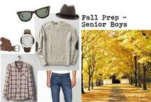 STYLE - SENIOR GUYS / Follow the latest trends to your look your best for your Senior Portrait Session! / by Jamie Rubeis Photography