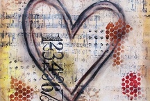Art Journals / mixed media / by Pam Clarke