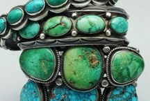 Turquoise / by Dawn Jensen