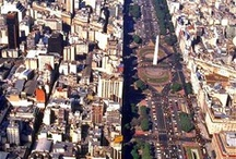 CITIES FROM THE SKY / the JOY of BEING ANGELS / by Arq Margot Cueto